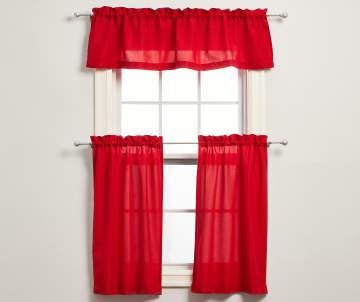 Kitchen Curtains   Big Lots