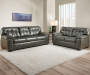 Mason Charcoal Loveseat