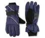 Mens Thinsulate Navy Ski Gloves Silo