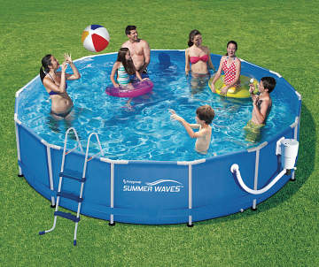 Above Ground Pools Inflatable Supplies