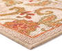 Monaco Collection Jacobean Accent Rug 2ft 2in x 3ft 9in  silo front