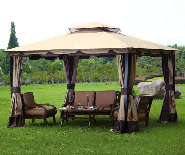 Outdoor Gazebos Canopies Amp Pop Ups Big Lots