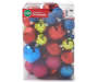 Multi Color Jewel Shatterproof Ornaments 50 Pack in Package Silo Image