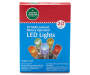 Multi Color LED Battery Operated Light Set 20 Count in Package Silo Image
