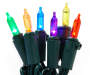 Multi-Color LED Mini Light Set 350 Count silo