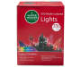 Multi-Color Mini Light Set 350-Count Silo Image In Package
