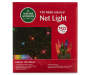 Multi-Color Net Lights 150-Count Silo In Package
