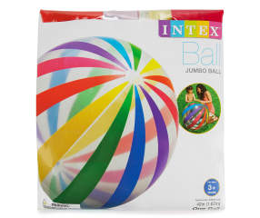 Intex Jumbo Inflatable Beach Ball Big Lots