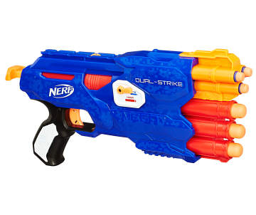 Modifications, etc. to NERF guns... some tutorials, all on the