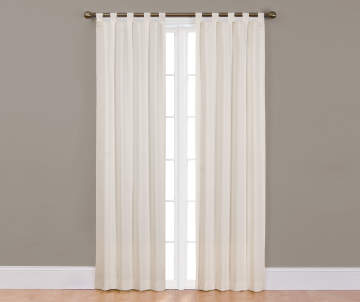 Explore All 4 Items In This Collection 14 00 Ellery Homestyles Natural Colorado Curtain Panel Pair