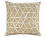 Natural Indu Haven Outdoor Throw Pillow 17in x 17in silo front