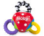 Nuby Twist Ball Playful Teether out of package