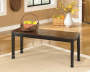 OWINGSVILLE DINING ROOM BENCH Lifestyle