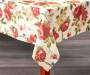 Olivia Blooms Tablecloth 60in x 84in lifestyle