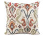 "Orange Caprizozo Throw Pillow, (20"" x 20"")"