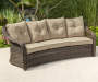 PALERMO RW 4 PC SEATING SET - 3 SEATER SOFA
