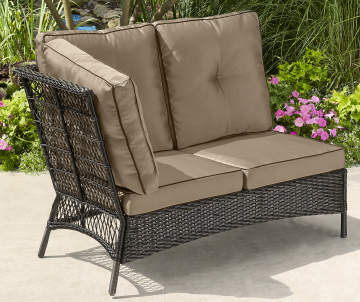 Patio Furniture Big Lots - Outdoor patio furniture wicker