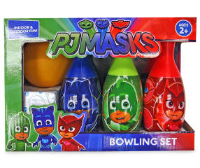 Pj Masks Bowling Set Big Lots