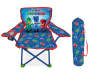PJ Masks Fold N Go Chair with Back Front View Silo Image