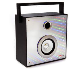 Polaroid Bluetooth 174 Infinity Led Lights Party Amp Speaker