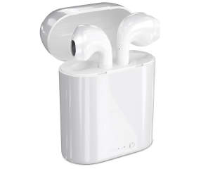 Pom Gear White Bluetooth 174 Ear Pods Big Lots