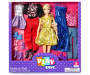 PZ GLAM BLONDE DOLL FASHION SET