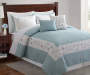 Pandora Sea Breeze 5-Piece Queen Quilt Set Silo
