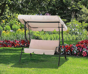Wilson Amp Fisher Parkridge Patio Swing Big Lots