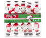 Peanuts Santa Snoopy Holiday Light Set 10 Count in Package Silo Image