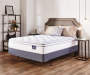 Perfect Sleeper Dayton Euro Top Mattress On Bed Room Environment Lifestyle Image