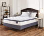 Perfect Sleeper Evans Super Pillow Top Mattress On Bed Room Environment Lifestyle Image