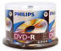 Philips DVD Minus R 50 Pack in Package Silo Image