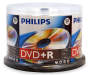 Philips DVD Plus R 50 Pack in Package Silo Image