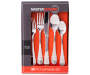 Phoebe 20 Piece Flatware Set in Package Silo Image