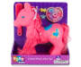 Pink Jumbo Pretty Pony in Package with Accessories Silo Image