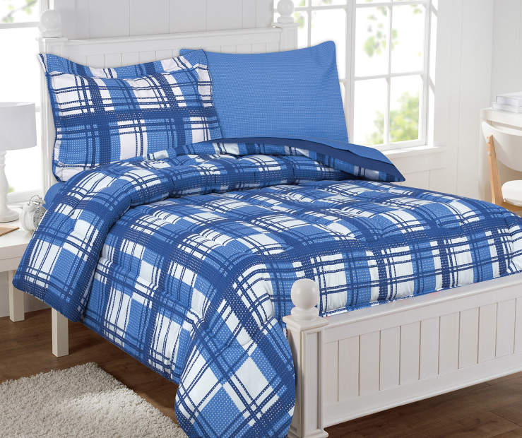 and for queen sets comforter red blue plaid black regarding decorating healthcareoasis desire set ideas