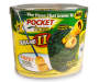 Pocket Hose Dura Rib II 50 Feet Package Silo Image