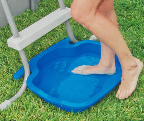 Intex Pool Foot Bath Big Lots