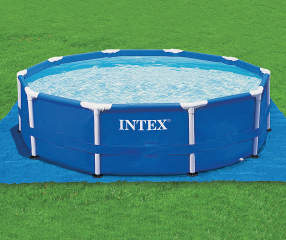 Intex Pool Ground Cloth Big Lots