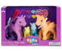 Pretty Pony Play Set 4 Piece in Package with Accessories Silo Image