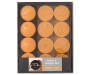 Pumpkin Latte Votive & Tealight Set 20-Pack in Package Silo