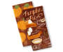 Pumpkin Pie Kitchen Towels 2 Pack Stacked and Fanned Silo Image