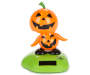 Pumpkin Solar Table Ornament Silo