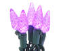 Purple LED Light Set 60 Count Bundle Silo