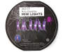 Purple Mini Light Wheel 210-Count Package Silo