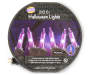 Purple Mini String Lights 210 Count Package Shot