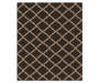 Quatrefoil Accent Rug 26 by 45 inches Silo