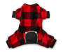 RED BUFFALO CHECK PAJAMAS L