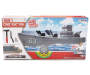 Real Construction Deluxe Battleship Set Front Package Silo