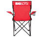 Red Big Lots Logo Chair